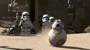 Immagine -5 del gioco LEGO Star Wars: Il risveglio della Forza per PSVITA