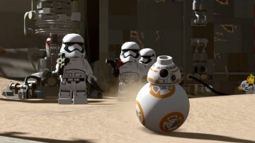 Immagine -5 del gioco LEGO Star Wars: Il risveglio della Forza per Xbox 360