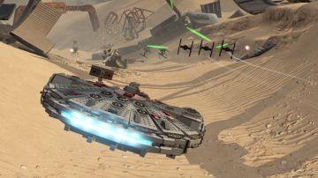 Immagine -4 del gioco LEGO Star Wars: Il risveglio della Forza per Nintendo Wii U
