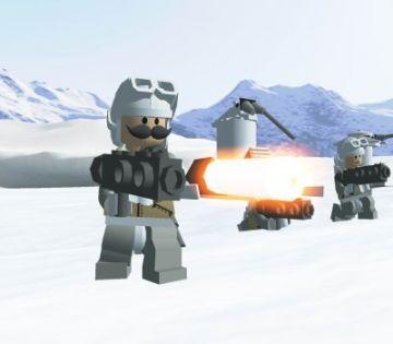 Immagine -5 del gioco LEGO Star Wars 2: La trilogia classica per Playstation 2