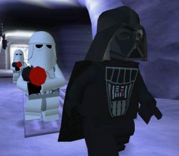 Immagine -4 del gioco LEGO Star Wars 2: La trilogia classica per Playstation 2