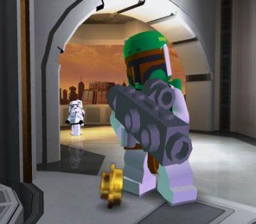 Immagine -2 del gioco LEGO Star Wars 2: La trilogia classica per Playstation 2