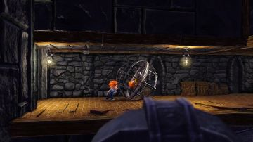 Immagine -5 del gioco Max: The Curse of Brotherhood per Playstation 4