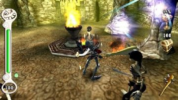 Immagine -4 del gioco Medievil resurrection per Playstation PSP