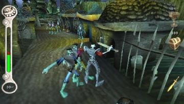 Immagine -3 del gioco Medievil resurrection per Playstation PSP