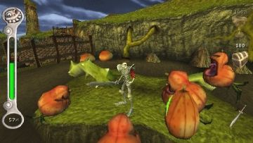 Immagine -1 del gioco Medievil resurrection per Playstation PSP