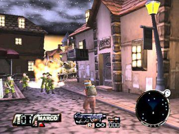 Immagine -5 del gioco Metal Slug 3D per Playstation 2