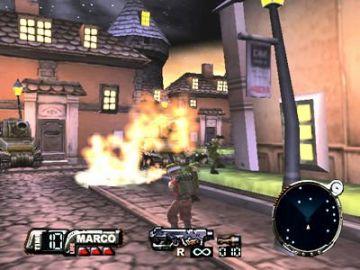 Immagine -4 del gioco Metal Slug 3D per Playstation 2