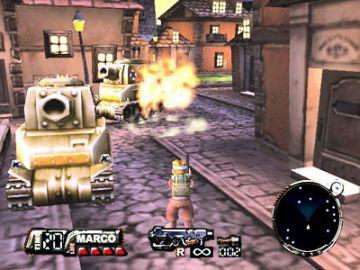 Immagine -3 del gioco Metal Slug 3D per Playstation 2