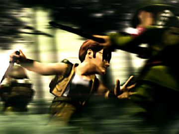 Immagine -1 del gioco Metal Slug 3D per Playstation 2