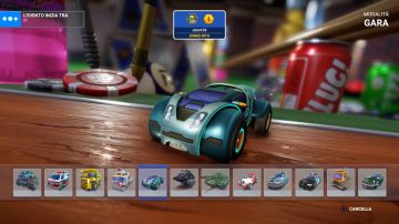 Immagine -8 del gioco Micro Machines: World Series per Playstation 4