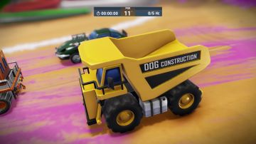 Immagine -15 del gioco Micro Machines: World Series per Playstation 4