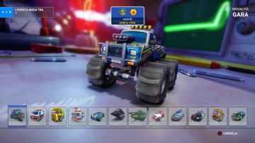 Immagine -10 del gioco Micro Machines: World Series per Playstation 4