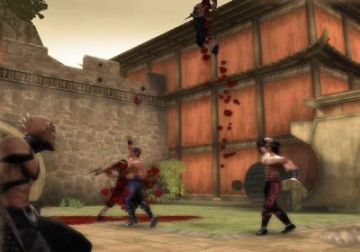 Immagine -1 del gioco Mortal Kombat: Shaolin Monks per Playstation 2