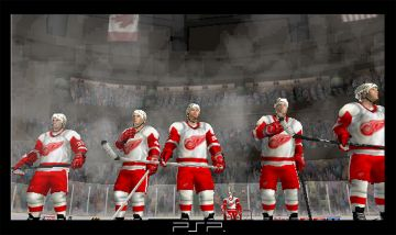 Immagine -5 del gioco NHL Gretzky Hockey per Playstation PSP