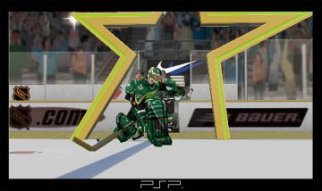 Immagine -3 del gioco NHL Gretzky Hockey per Playstation PSP