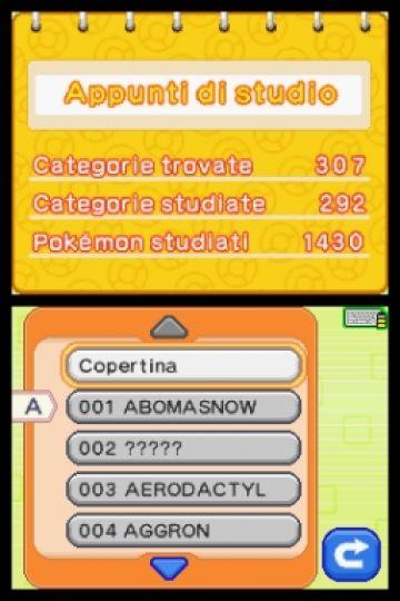 Immagine -3 del gioco Impara con Pokemon: Avventura Tra I Tasti per Nintendo DS