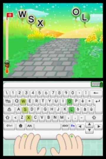 Immagine -1 del gioco Impara con Pokemon: Avventura Tra I Tasti per Nintendo DS