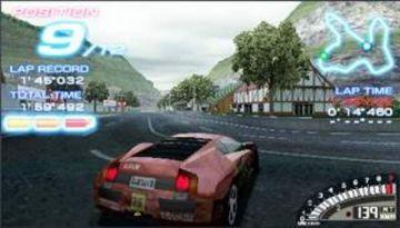 Immagine -4 del gioco Ridge Racer per Playstation PSP