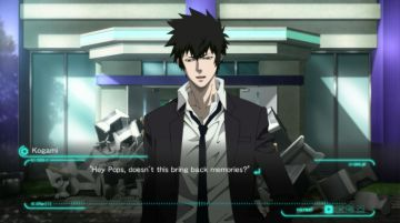 Immagine -2 del gioco PSYCHO-PASS: Mandatory Happiness per Playstation 4