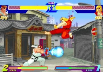 Immagine -5 del gioco Street Fighter Alpha Anthology per Playstation 2
