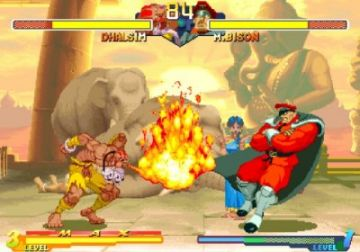 Immagine -4 del gioco Street Fighter Alpha Anthology per Playstation 2