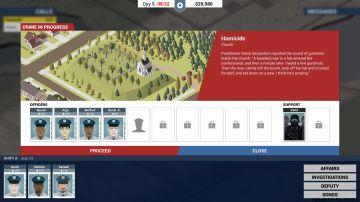 Immagine -4 del gioco This is the Police per Nintendo Switch