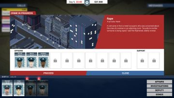 Immagine -2 del gioco This is the Police per Playstation 4