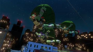 Immagine -2 del gioco Teenage Mutant Ninja Turtles: Mutanti a Manhattan per Xbox One