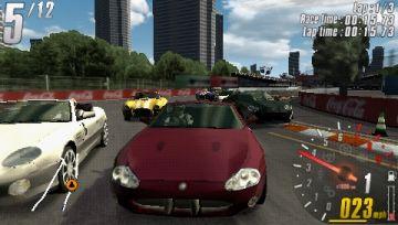 Immagine 1 del gioco TOCA Race Driver 2 per Playstation PSP