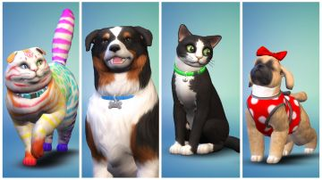 Immagine -2 del gioco The Sims 4 per Playstation 4
