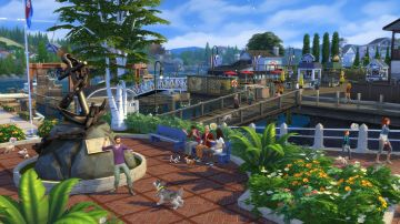 Immagine -5 del gioco The Sims 4 per Playstation 4