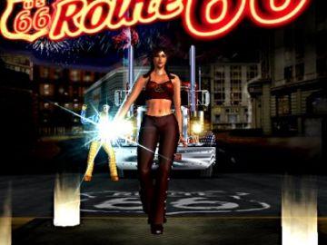 Immagine 1 del gioco The King of Route 66 per Playstation 2