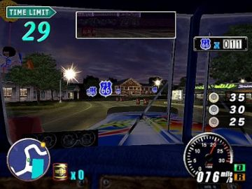 Immagine -2 del gioco The King of Route 66 per Playstation 2