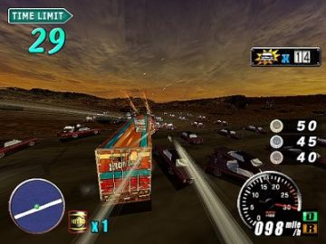 Immagine -3 del gioco The King of Route 66 per Playstation 2