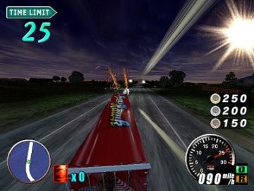 Immagine -4 del gioco The King of Route 66 per Playstation 2