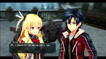 Immagine -5 del gioco The Legend of Heroes: Trails of Cold Steel 2 per PSVITA