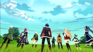 Immagine -1 del gioco The Legend of Heroes: Trails of Cold Steel 2 per PSVITA