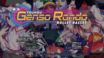 Immagine 2 del gioco Touhou Genso Rondo: Bullet Ballet per Playstation 4