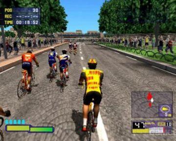 Immagine -2 del gioco Tour de France  per Playstation 2