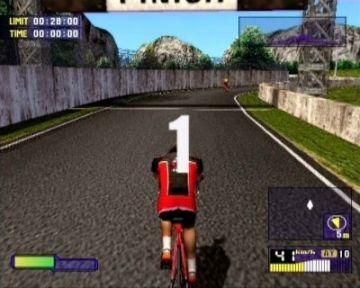 Immagine -1 del gioco Tour de France  per Playstation 2