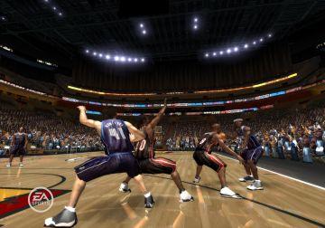 Immagine -8 del gioco NBA Live 08 per Nintendo Wii
