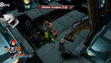 Immagine -1 del gioco Marvel: La Grande Alleanza per Playstation PSP