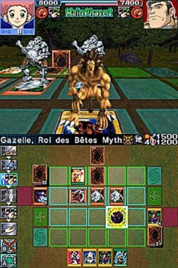 Immagine -3 del gioco Yu-Gi-Oh! GX Spirit Caller per Nintendo DS