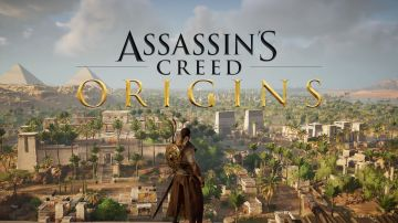 Immagine -4 del gioco Assassin's Creed: Origins per Playstation 4