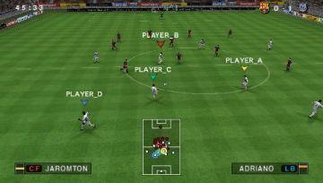 Immagine -5 del gioco Pro Evolution Soccer 2011 per Playstation PSP
