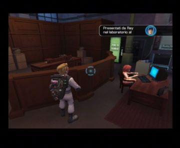 Immagine -4 del gioco Ghostbusters: The Video Game per Playstation 2