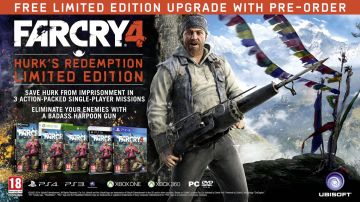 Immagine -3 del gioco Far Cry 4 per Playstation 3