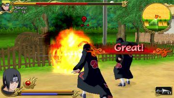 Immagine -3 del gioco Naruto Shippuden: Legends: Akatsuki Rising per Playstation PSP