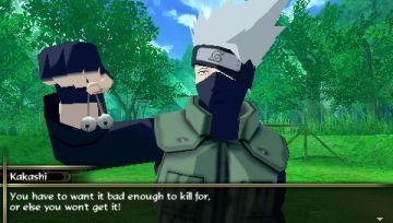 Immagine -4 del gioco Naruto Shippuden: Legends: Akatsuki Rising per Playstation PSP